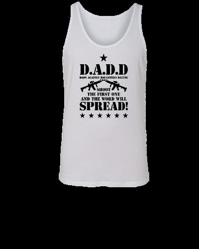D.A.D.D - Unisex Tank