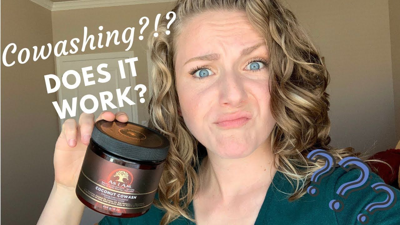 Does Cowashing Work for Fine Barely Wavy Hair? YouTube