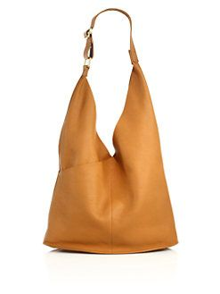 A.L.C. - Sadie Leather Hobo Bag | hobo | Pinterest | Leather hobo ...