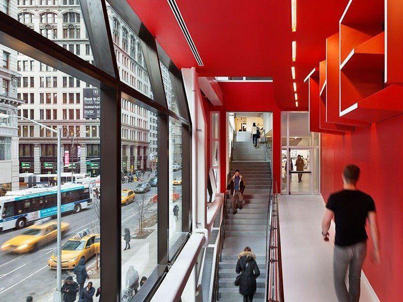 The New School U2014 New York, New York