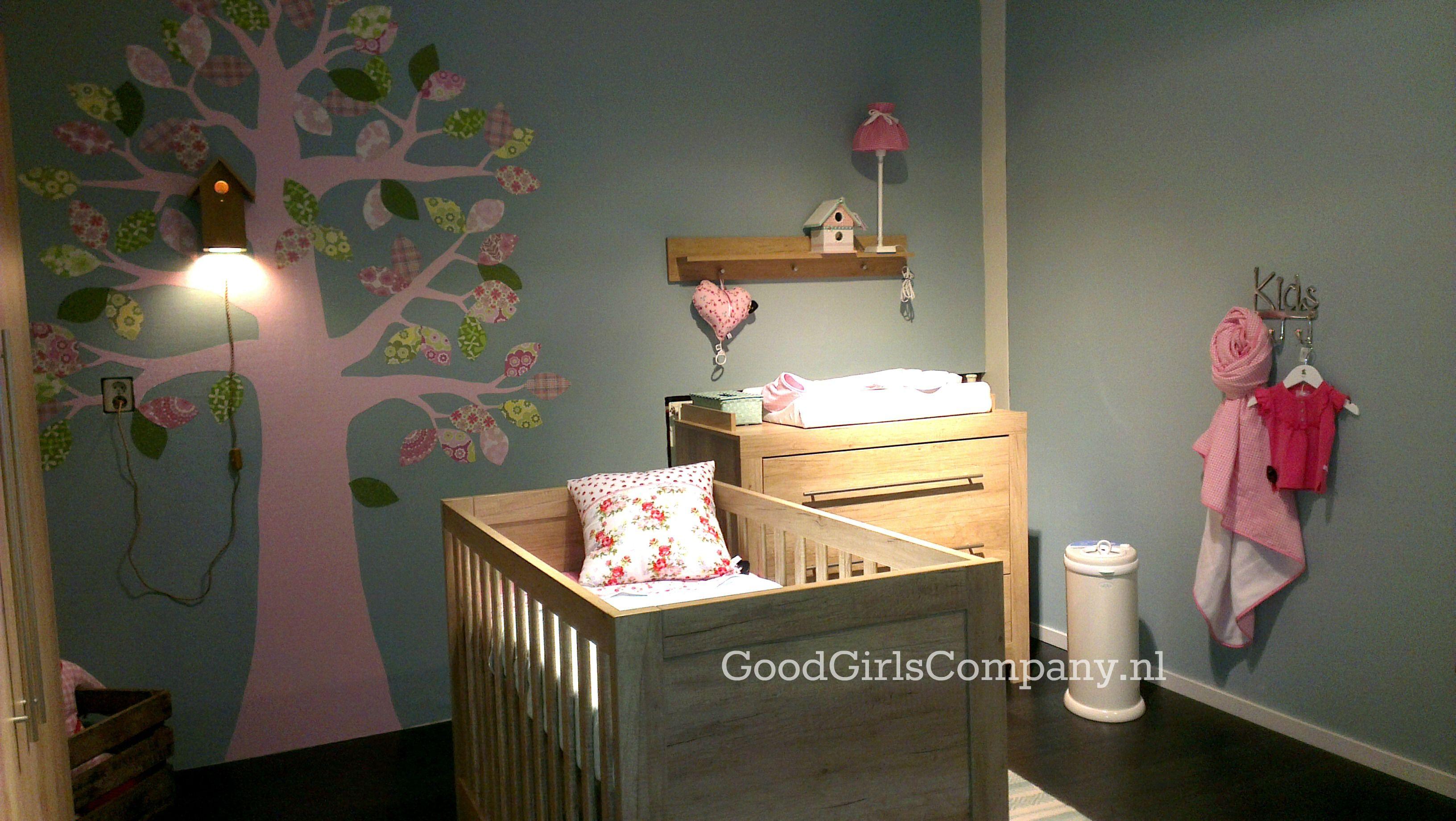 babykamer meisje mintgroen - google zoeken | babykamertje, Deco ideeën