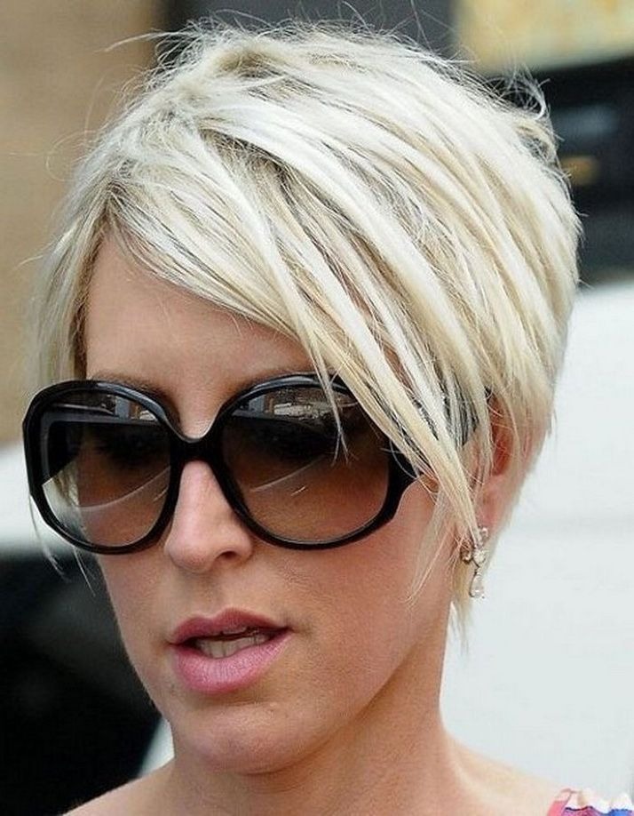 Great Short Hairstyles For Women With Fine Hair Blonde Short Cut