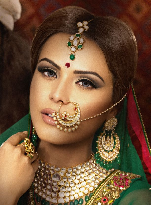 Asian Bride Makeup by Anita :: Khush Mag - Asian wedding magazine for every bride and groom planning their Big Day