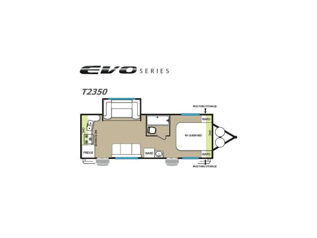 Check Out This 2013 Forest River Evo T2350 Listing In Phoenix Az