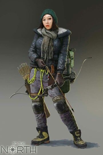 Character Design Zombie : Survivalist zombie apocalypse story board inspiration