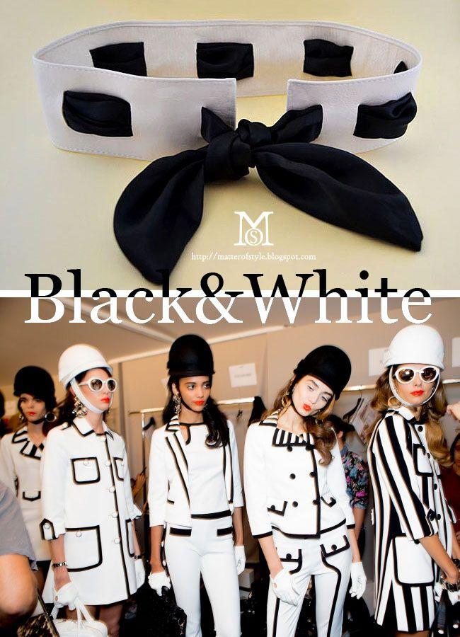 musta valkoinen vyö DIY, DIY, Muoti DIY, vyö DIY, huivi vyö DIY