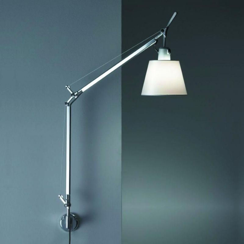 Tolomeo Basculante Parete Wall Lamp Wall Lights Swing Arm Wall Lamps Wall Sconce Lighting