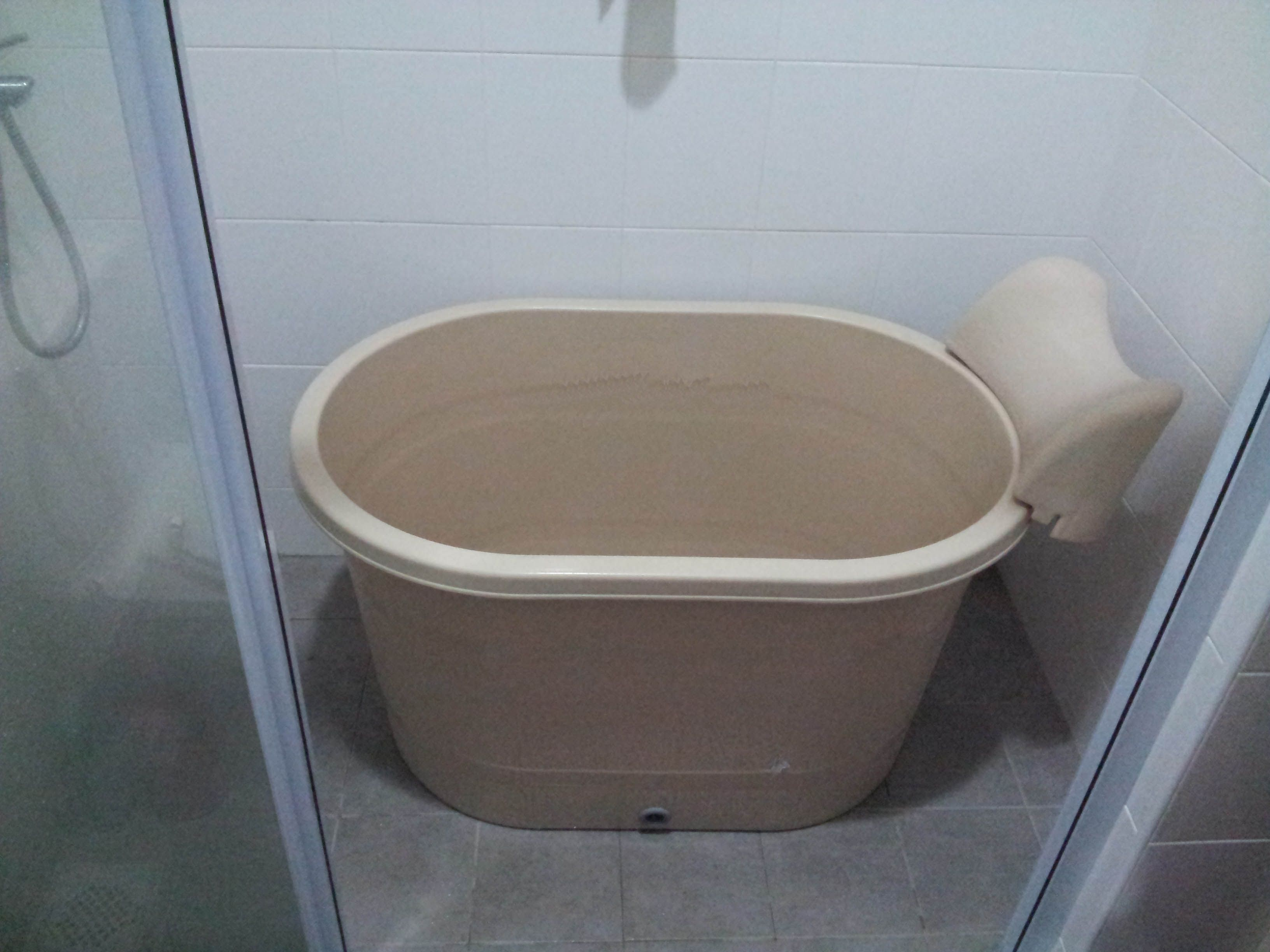 Small Adult Portable Bathtub For Soaking Ablutions In 2019