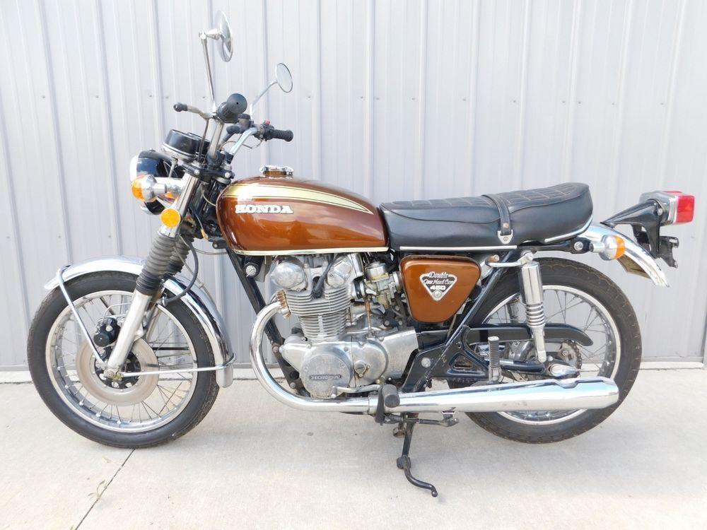 Ebay 1972 Honda Cb 450 Cb450 935 Vintage Honda Motorcycles Honda Cb Honda Motorcycles