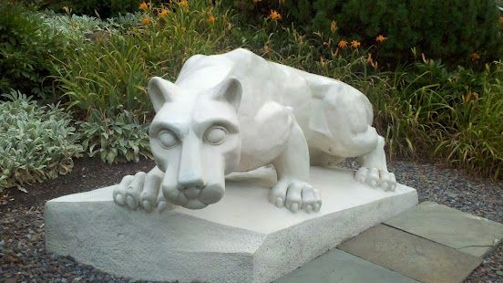 PSU Berks Campus Lion Shrine