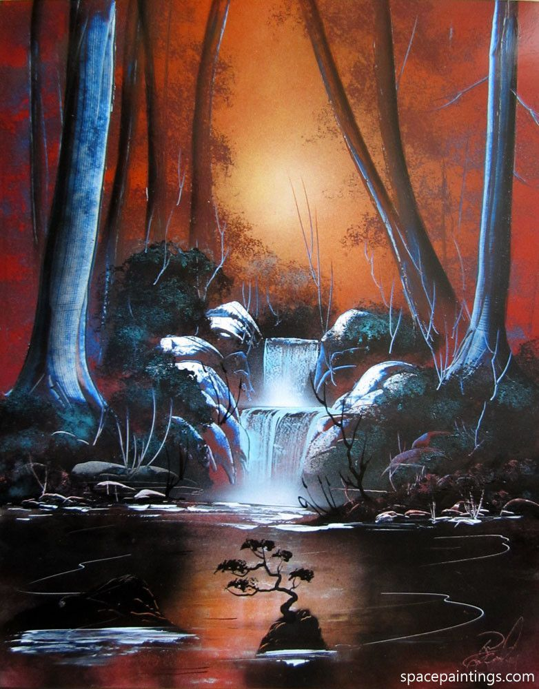 flame forest ben s pic s pinterest poster boards paintings