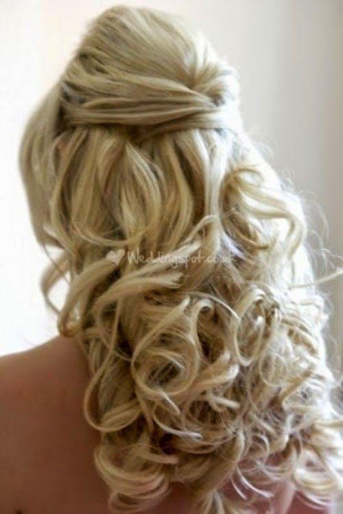 Peinados Para Fiesta Con Cabello Suelto