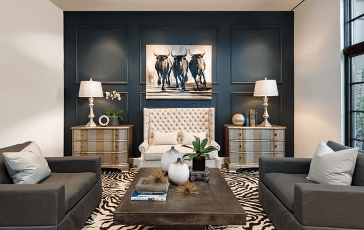 20 Beautiful Living Room Accent Wall Ideas Living Room Accents Living Room Paint Accent Walls In Living Room