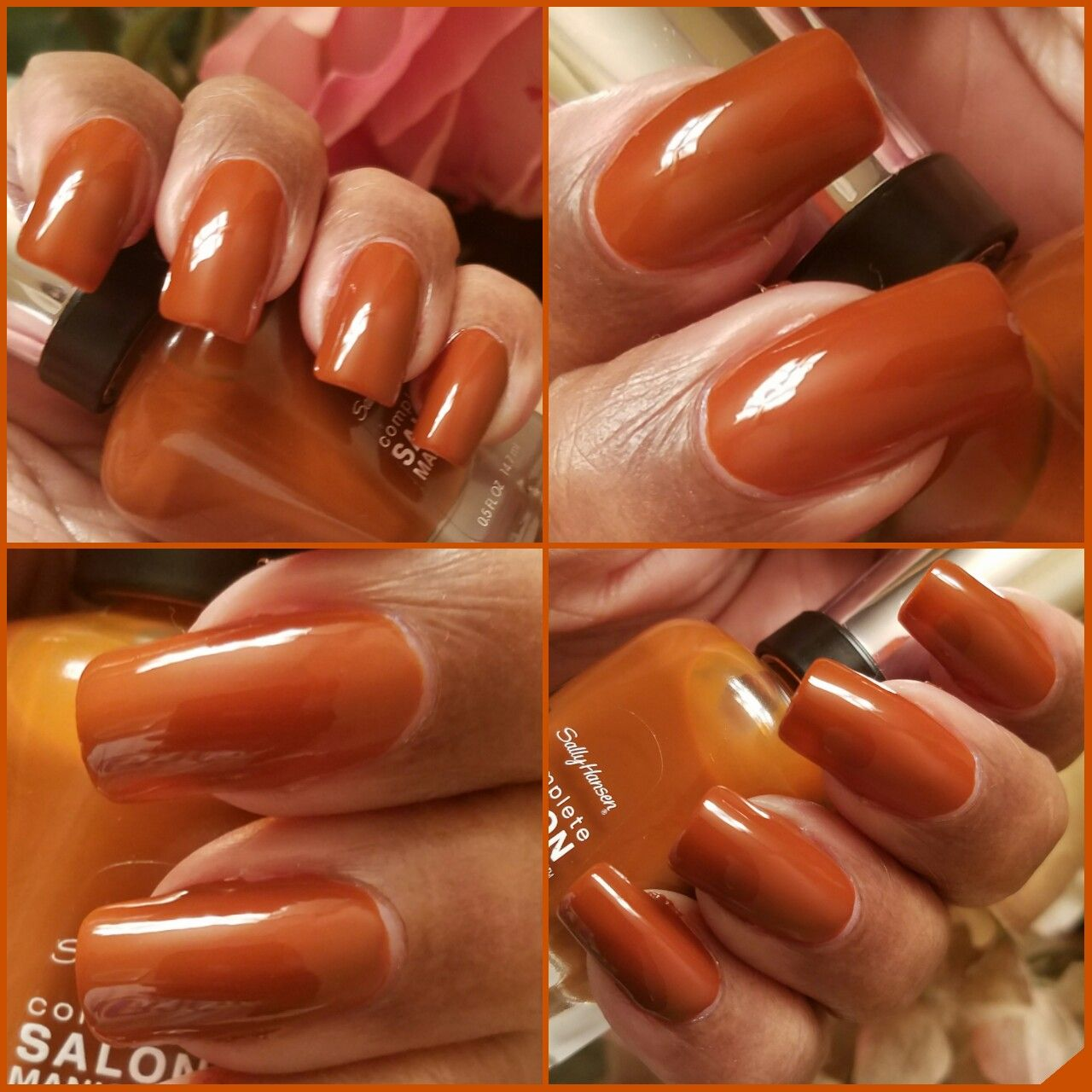 Salley Hansen Clay Nail Polish I Really Like This Color Hair And