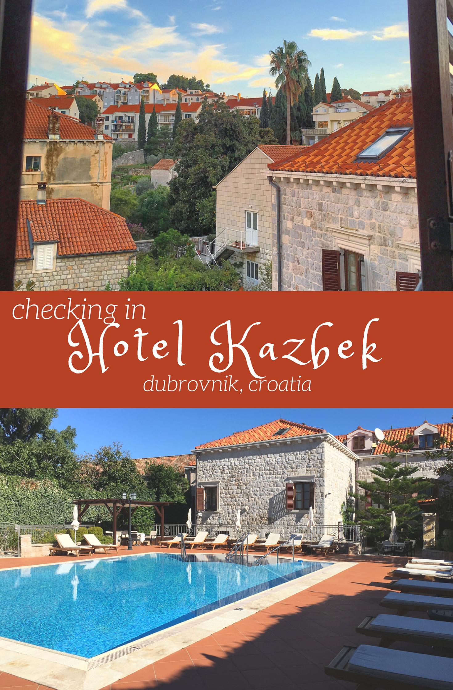 Old Dubrovnik Luxury Meets Modern Day Charm Kazbek