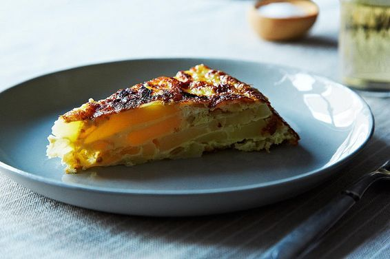 Spanish Tortilla, a recipe on Food52