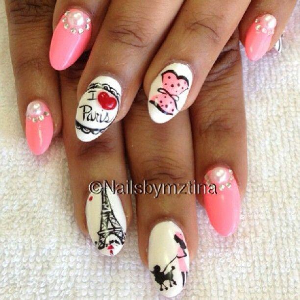 Nails By: Mz Tina   Nagels