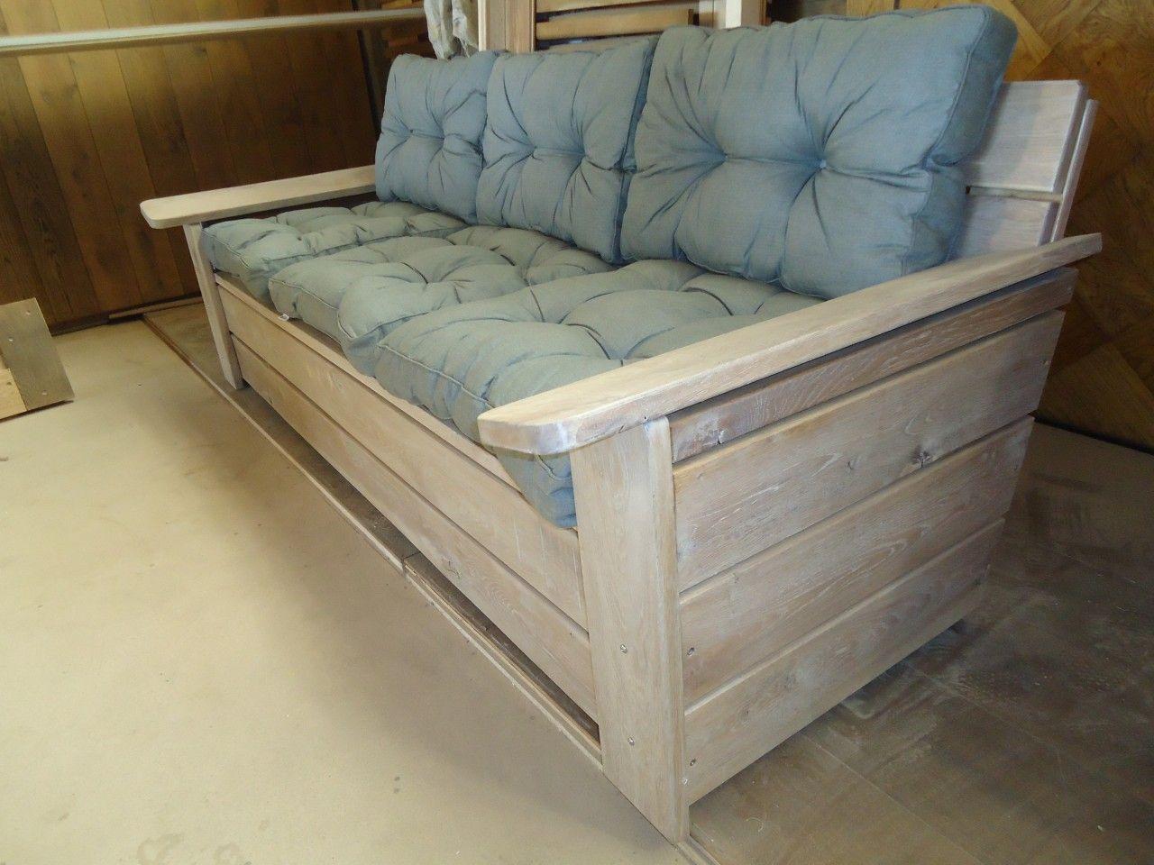 Tuinbank met opbergruimte google zoeken tuin for Zelf meubels maken van hout
