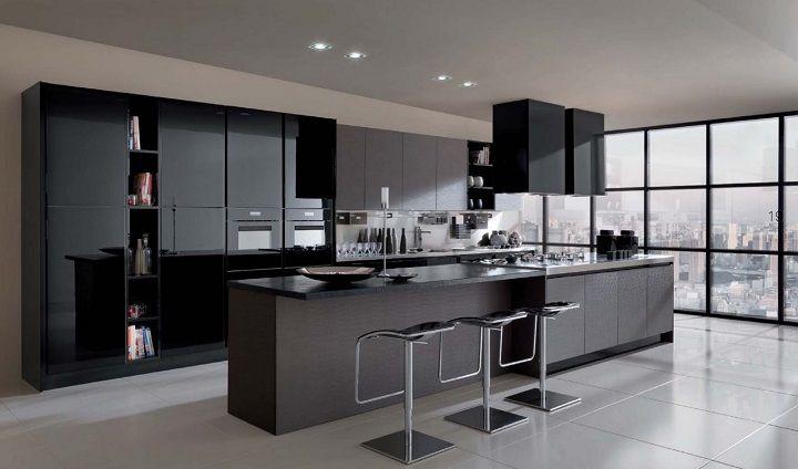 decoracin de cocinas minimalistas