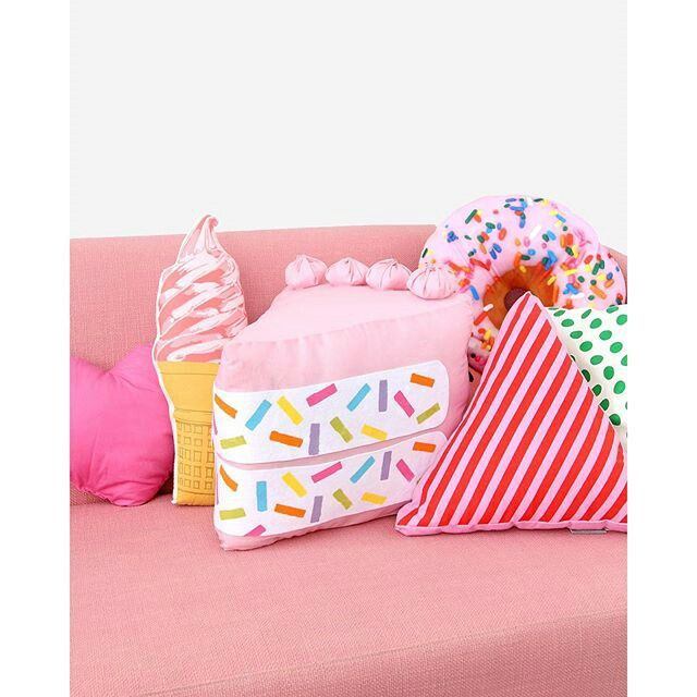 Novelty Sweets Cushions Add Some Fun To Your Living Room