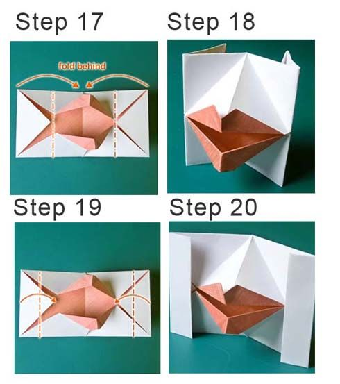 complete guide for making origami valentines for your love
