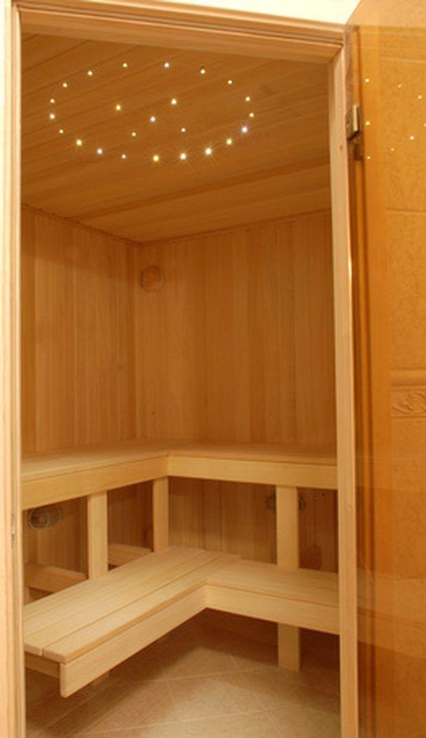 How To Build Your Own Mini Sauna Building A Sauna Home Sauna