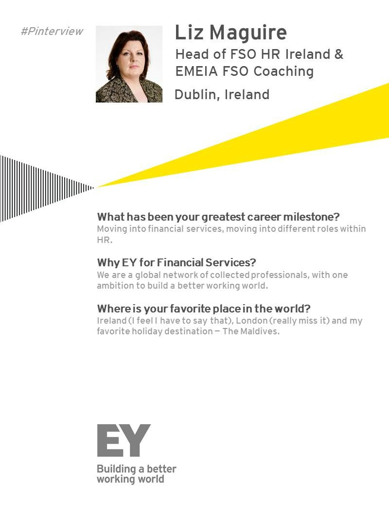 Read our #Pinterview with Head of FSO HR Ireland & EMEIA FSO