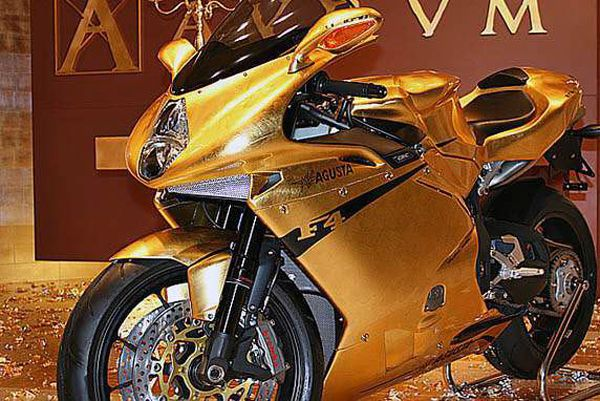 The Mv Agusta F4 Is A Pretty Good Motorcycle Some Reckon It S The