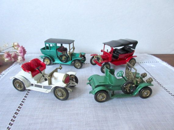 Vintage Lesney Models of Yesteryear Car Lot  Made by Mydaisy2000