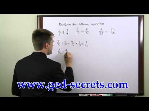 ▶ GED Math Lessons & GED Test Answers - YouTube | YouTube for ...