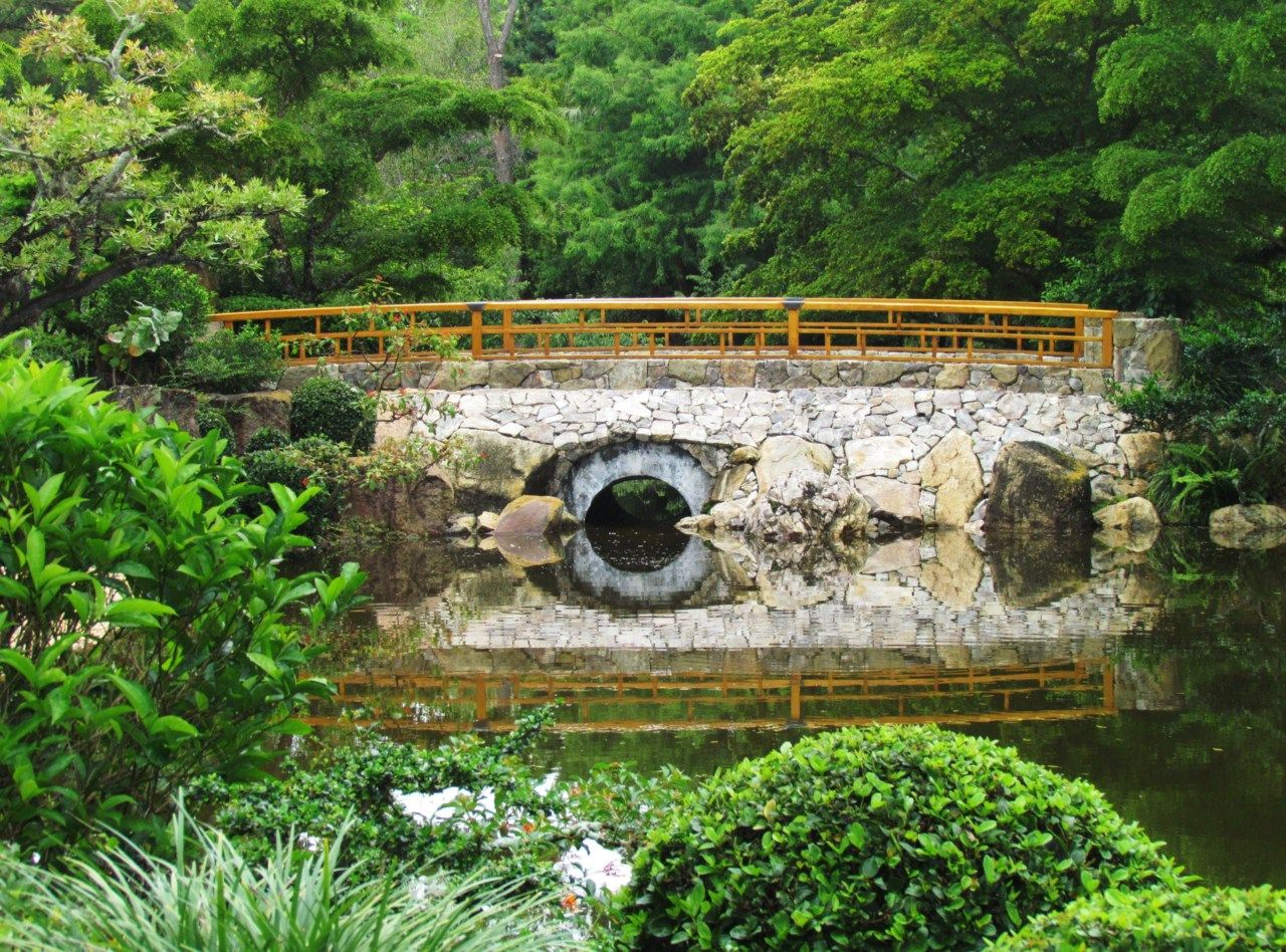 Morikami Museum & Japanese Garden, Delray Beach, Fl.- check | Oh the ...