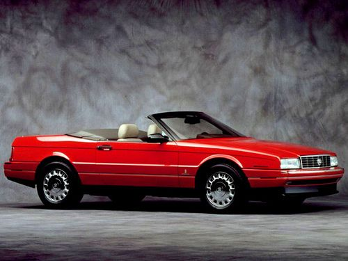 Attirant Cadillac Allante A Great Car Italian Body Work And American Style Perfect  When It Hit Showrooms