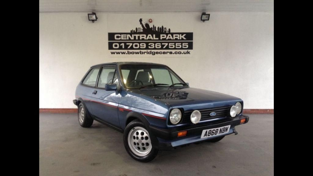 Looking for a 1983 ford fiesta 1.6 xr2 3d 95 bhp? This one is on ...
