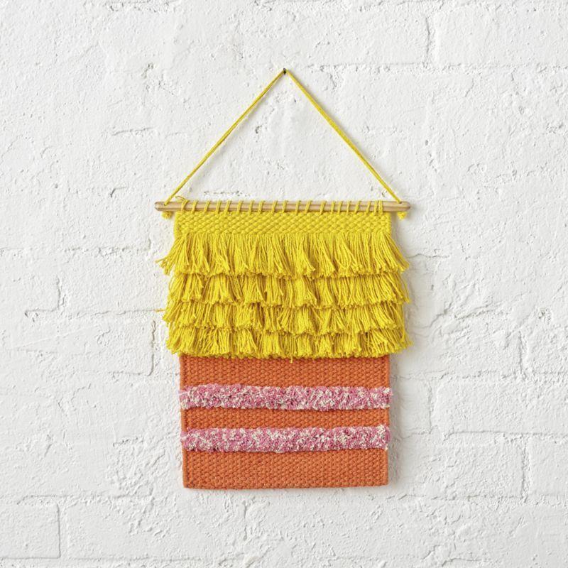 Free Shipping. Shop Sesame Street Big Bird Woven Wall Hanging. Your ...