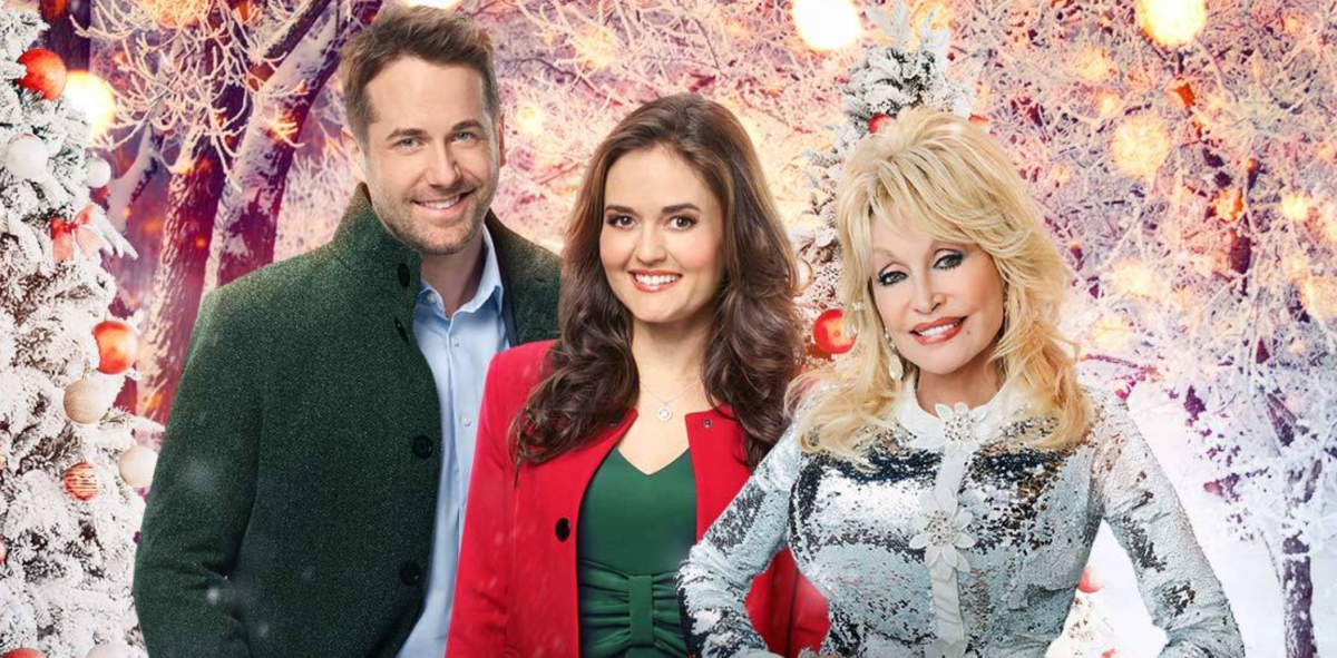 "Preview ""Christmas At Dollywood"" A Hallmark Channel"