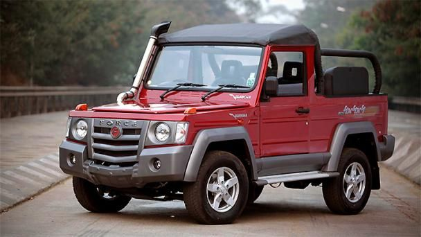 Pin By New Cars In India New Cars L On Gurkha Of Force Motors