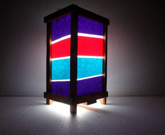 Diwali #lamps / Kandil ,#wooden lamp box ,diwali lamp ...