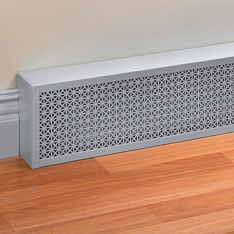 Diy Decorative Baseboard Heater Covers.Disguise Old Baseboard Heaters Easily And Affordably With