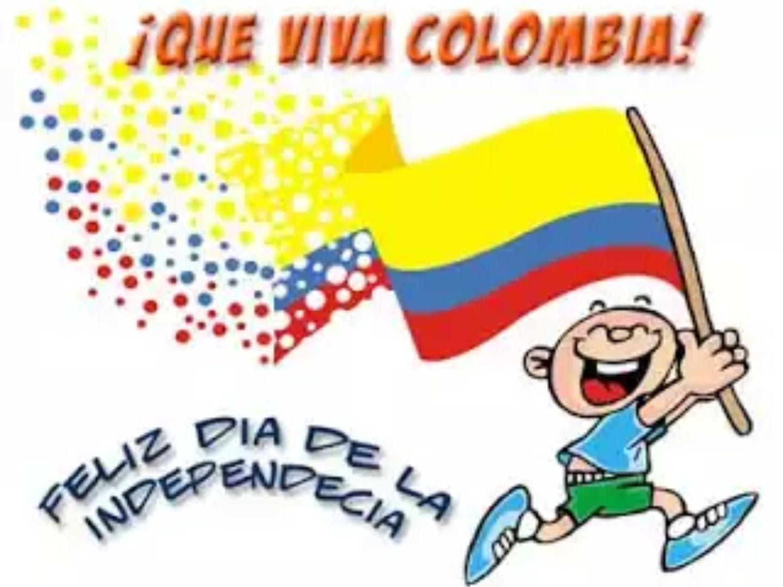 Felicidades A Todos Los Colombianos Bellos Que Andan Por El Mundo En Este Día D Independencia De Colombia Feliz Día De La Independencia Día De La Independencia