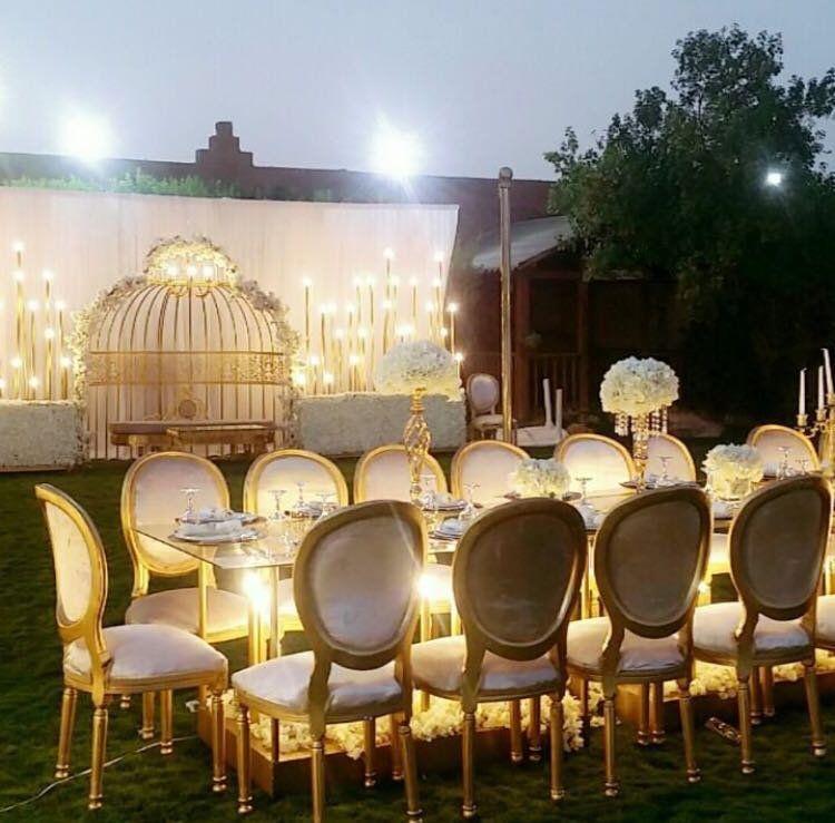 نرحب بكم فى النوبي لجميع خدمات التأجير بالكويت 67771882 ونعمل 24 ساعة ونقوم بالوصول اليكم فى دقائق النو Dream Wedding Decorations Long Table Wedding Home Decor