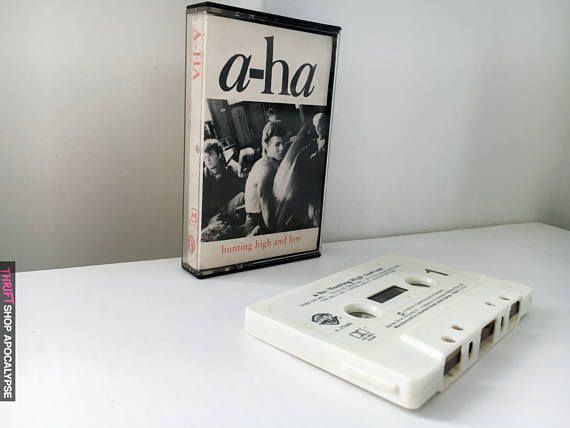 A Ha Hunting High And Low Featuring The Classic Take On Me