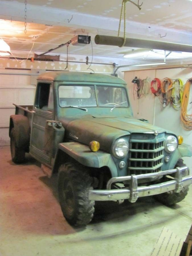 Pin By Gks On Willys Jeep Trucks Jeep Truck Willys Vintage Pickup Trucks
