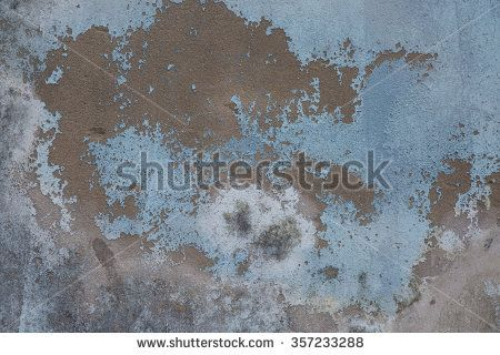 colorful wall background - stock photo