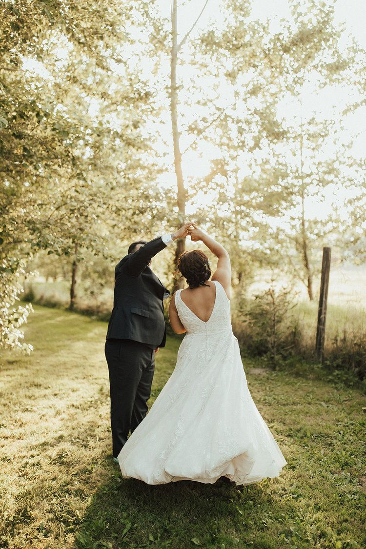 Seattle Woodland Meadow Farms Wedding Day - Jamie ...