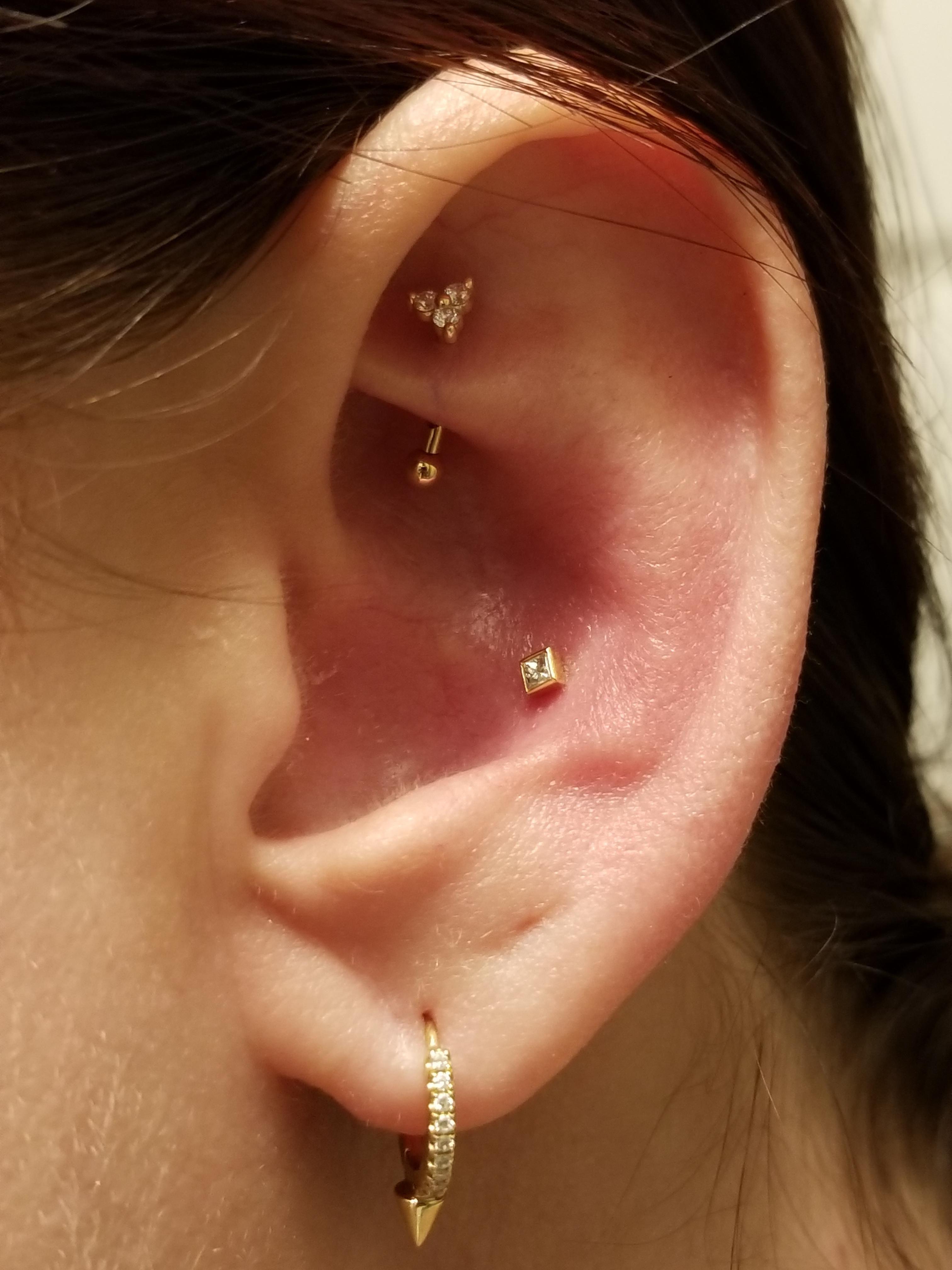 how to clean diamond earrings reddit