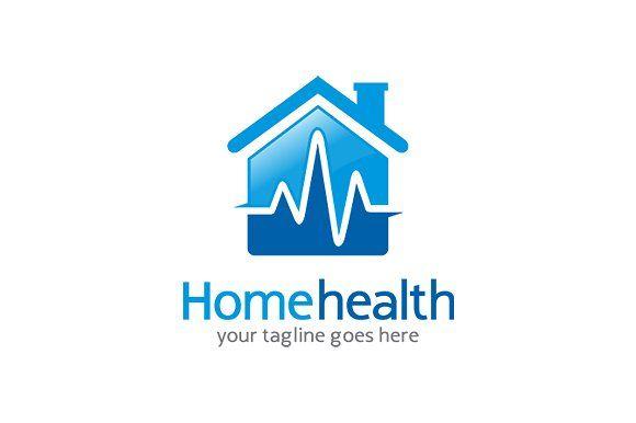 Home Health Care Logo Template Healthcare Logo Home Health Care Home Health