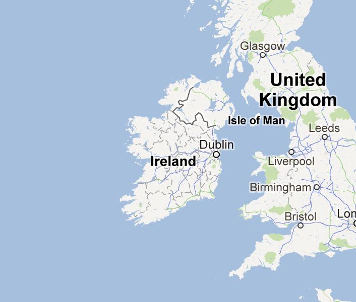 aa route planner ireland
