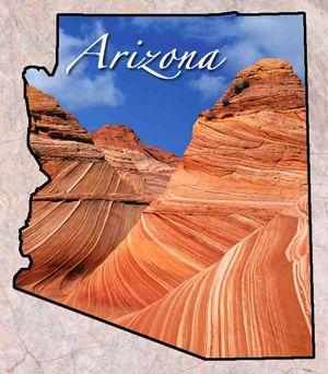 Arizona State Symbols Origin Of Name A Spanish Version Of The