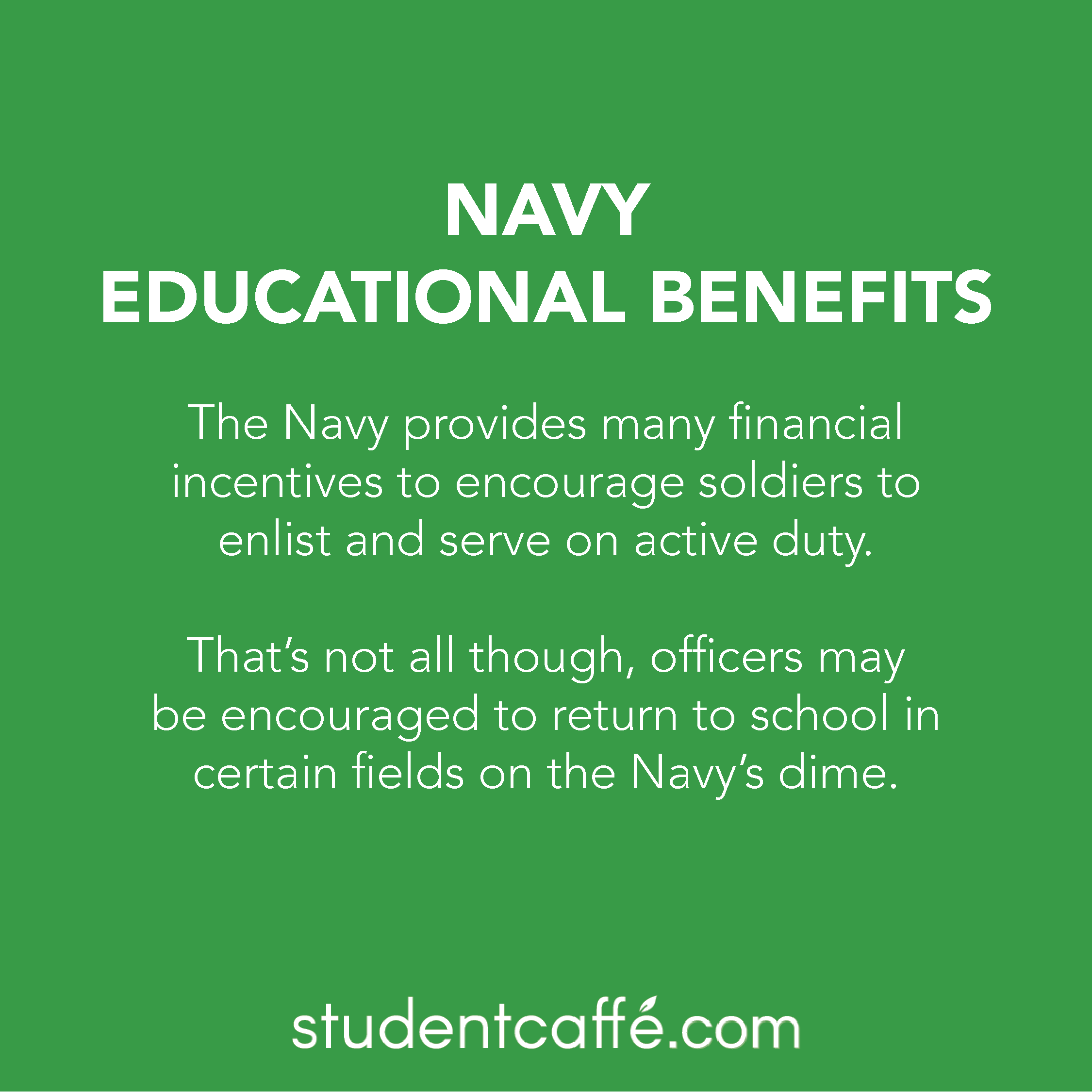 Navy Educational Benefits Education Tuition Assistance Incentive
