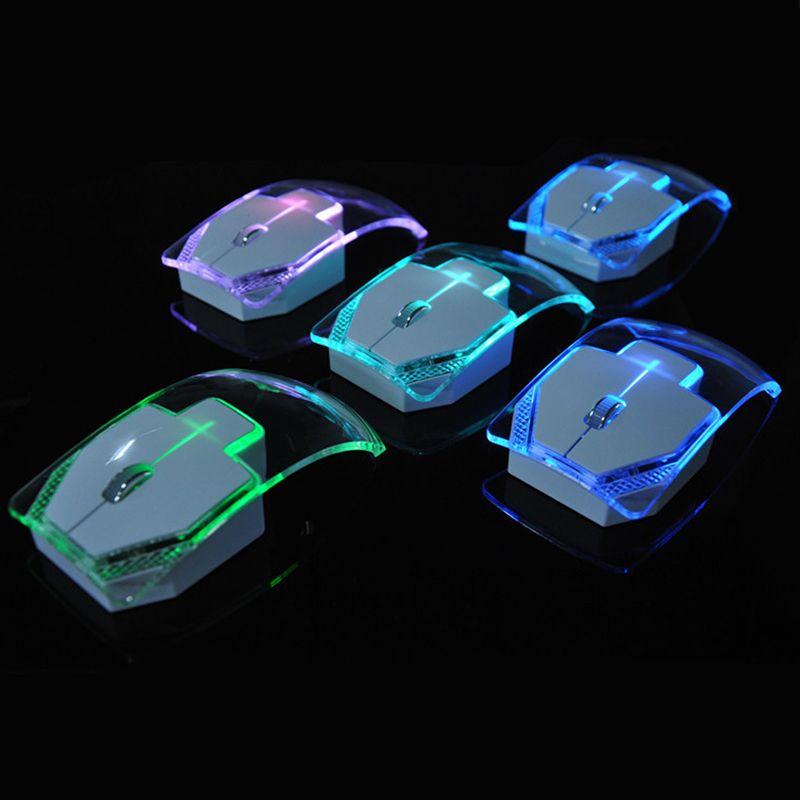 Sans fil Souris D'ordinateur Portable Silencieux Gamer